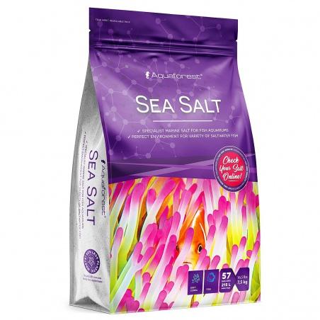 Aquaforest Sea Salt 7,5kg bag