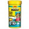 <b>JBL NovoMalawi 250ml - pokarm w płatkach</b><br /><br /><p>NovoMalawi to specjalnie opracowany pokarm zapewniający kompletną dietę dla mieszkańców jeziora Malawi. Skład oraz rodzaj produktów tworzących pokarm jest idealnym odpowiednikiem wszystkiego co tylko ryba z tego jeziora mogłaby zjeść w swoim naturalnym środowisku.</p>