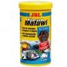 <b>JBL NovoMalawi 1000ml - pokarm w płatkach</b><br /><br /><p>NovoMalawi to specjalnie opracowany pokarm zapewniający kompletną dietę dla mieszkańców jeziora Malawi. Skład oraz rodzaj produktów tworzących pokarm jest idealnym odpowiednikiem wszystkiego co tylko ryba z tego jeziora mogłaby zjeść w swoim naturalnym środowisku.</p>