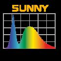 Aquael Leddy slim 36W sunny 100-120