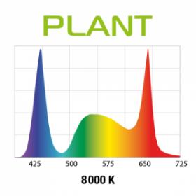 Aquael Leddy Slim 36W Plant 100-120 Czarny
