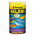 Tropical Malawi Flakes 100ml - pokarm w płatkach