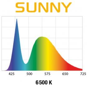Aquael Leddy Slim 32W Sunny 80-100 Czarny