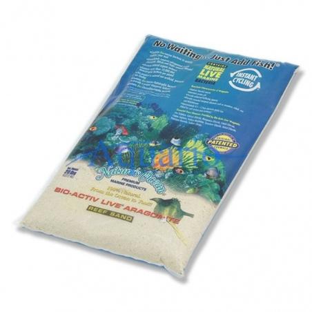 Żywy Piasek Bio-Active Live Aragonite White 4,5kg