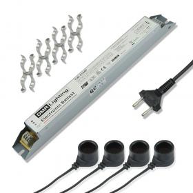Zestaw dodatkowego oświetlenia DMR 2x35W T5